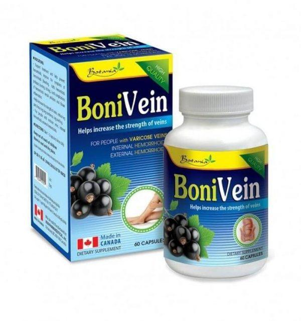 Viên uống Bonivein phù hợp cho người bị suy giãn tĩnh mạch